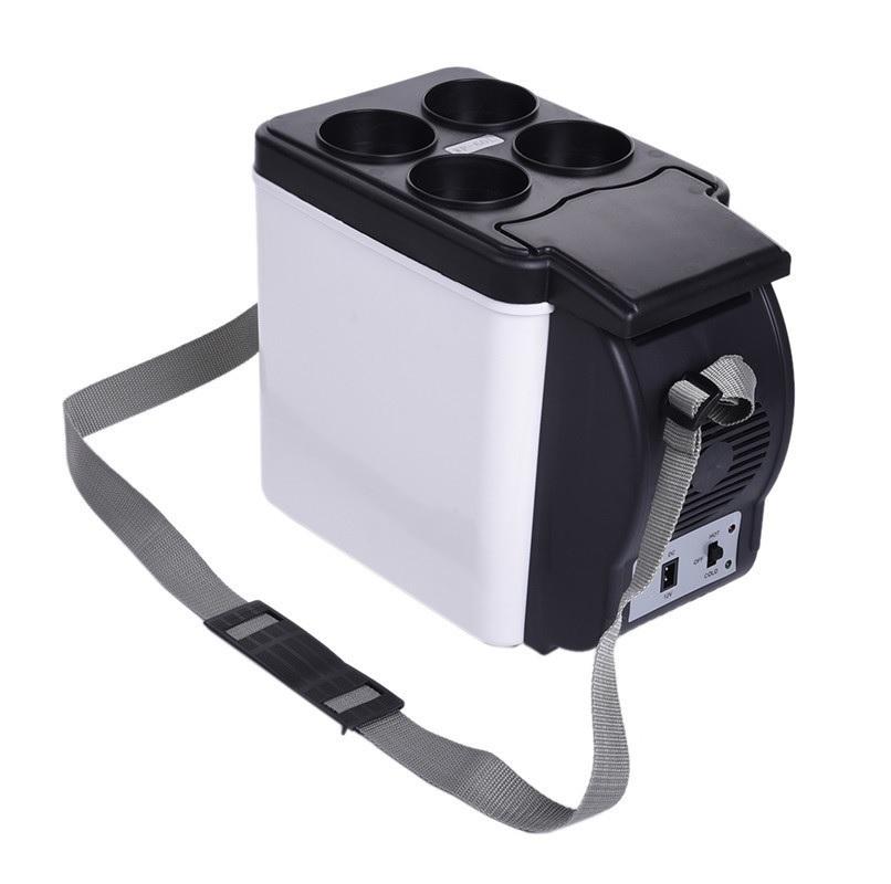 6L Mini Portable Fridge For Cars