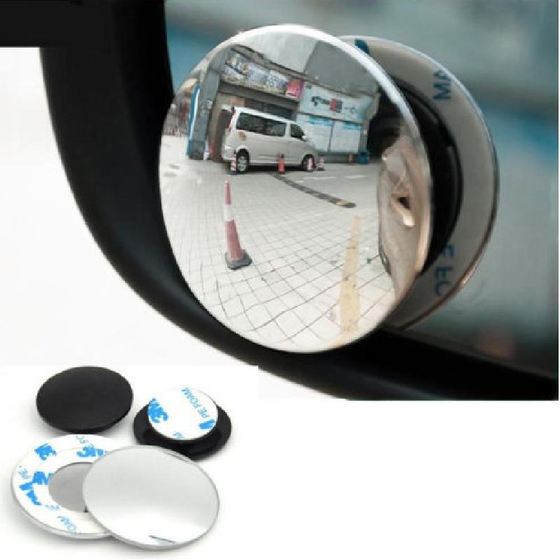 Blind Spot Mirror Convex Speculum (2 pieces)