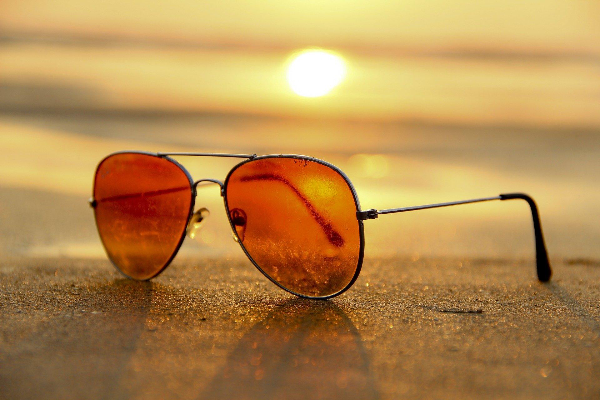 Sunglass Holder For Car Visor Clip