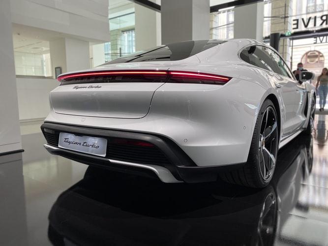Good News Await - Discover Tips About Porsche Taycan