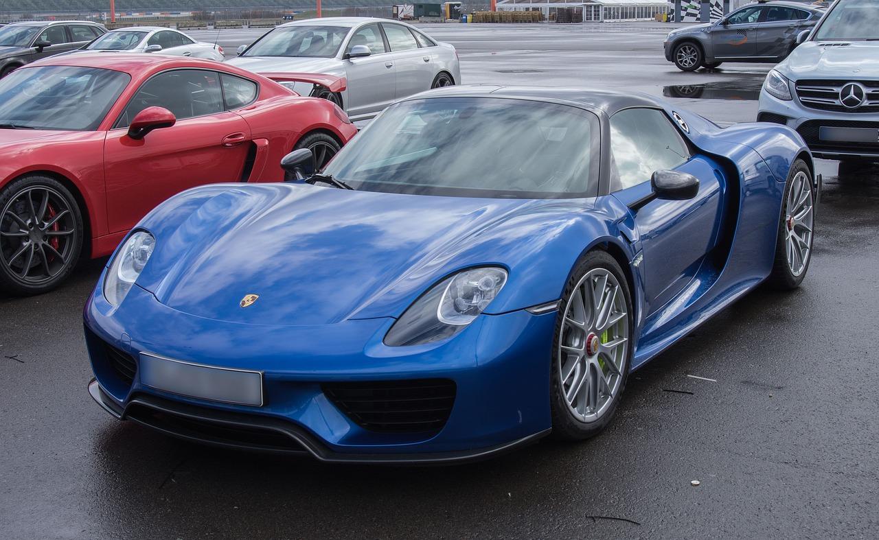 luxury hybrid cars